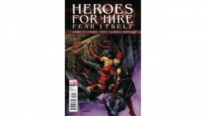 Heroes for Hire #10 Review