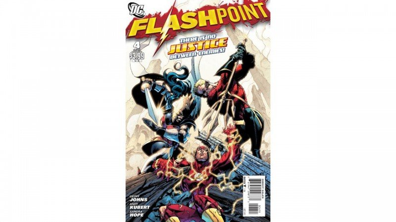 Flashpoint #4 Review