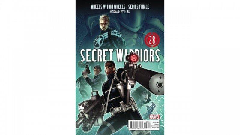 Secret Warriors #28 Review