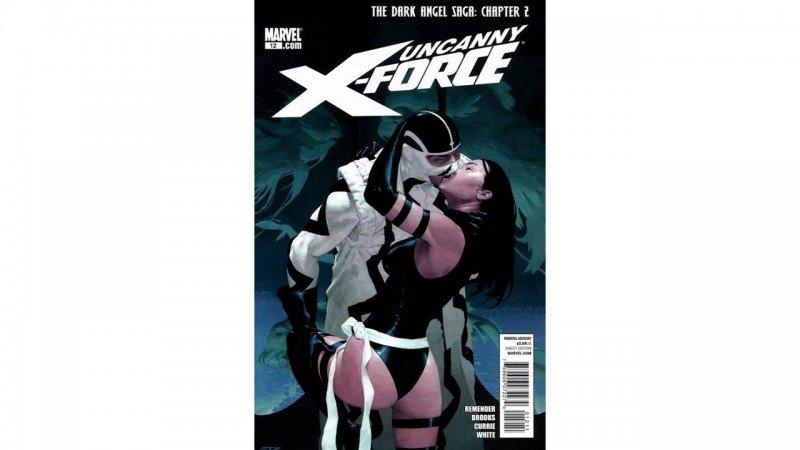 Uncanny X-Force #12 Review