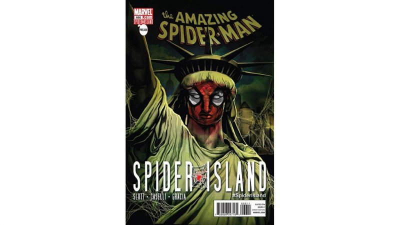 Amazing Spider-Man #666 Review 1