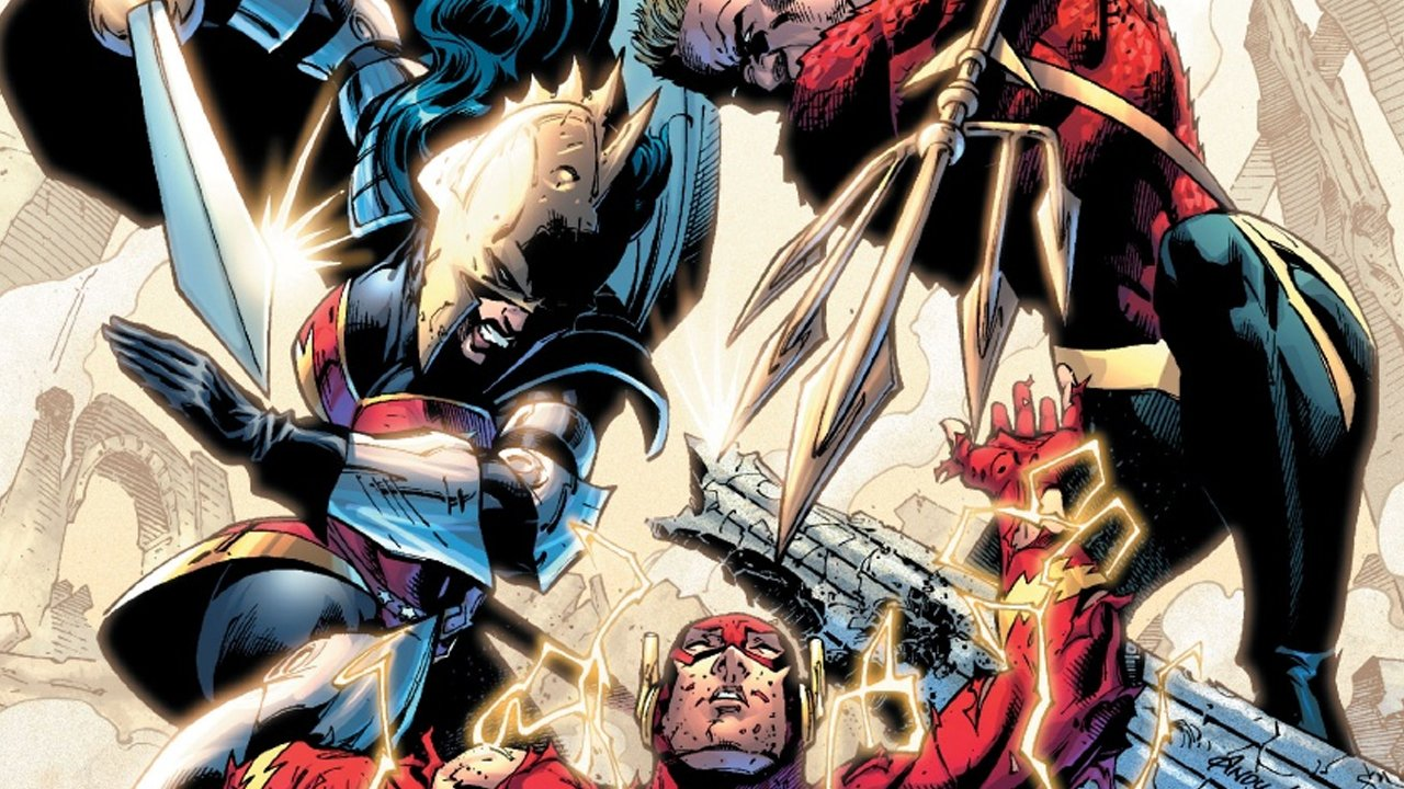 Flashpoint #4 Review 2