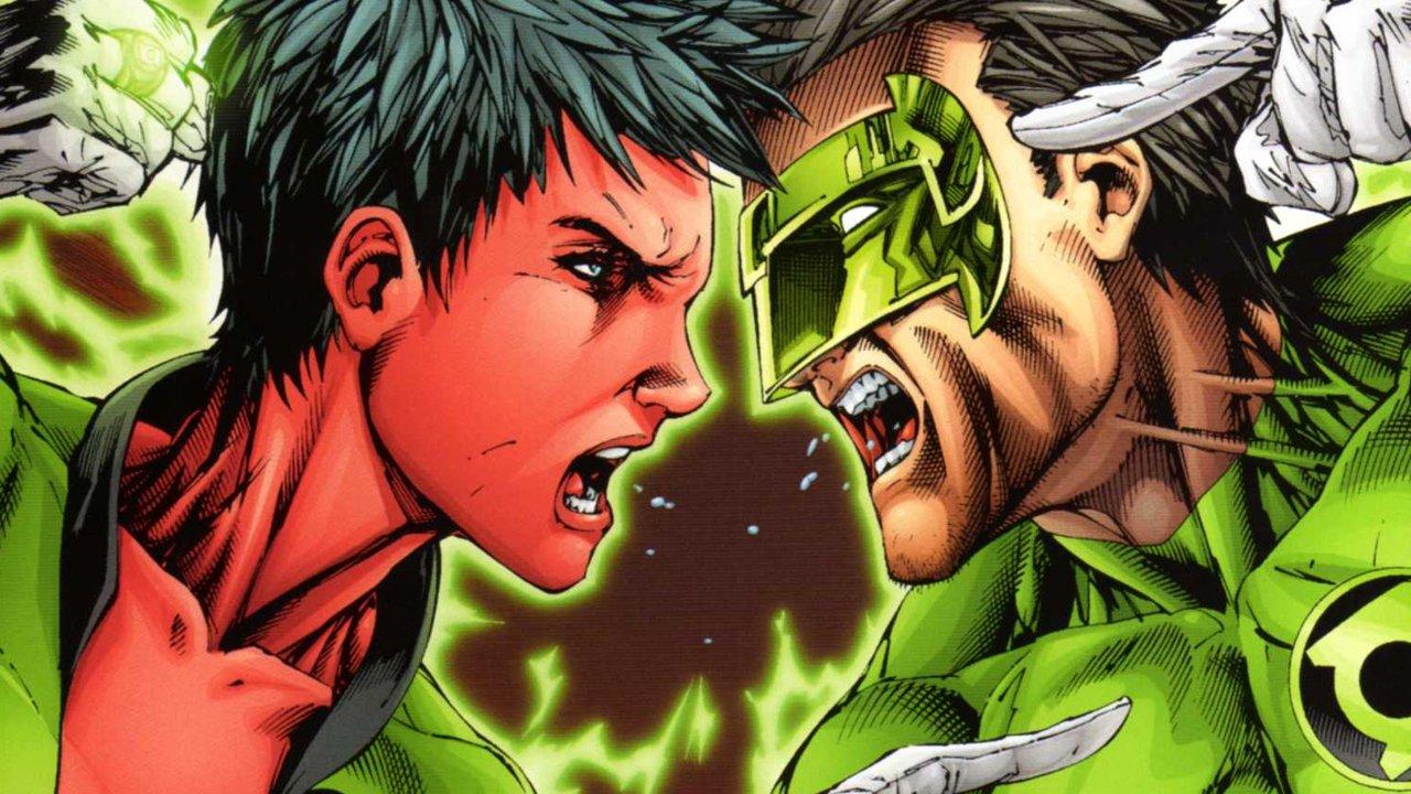 Green Lantern Corps #62 Review 3