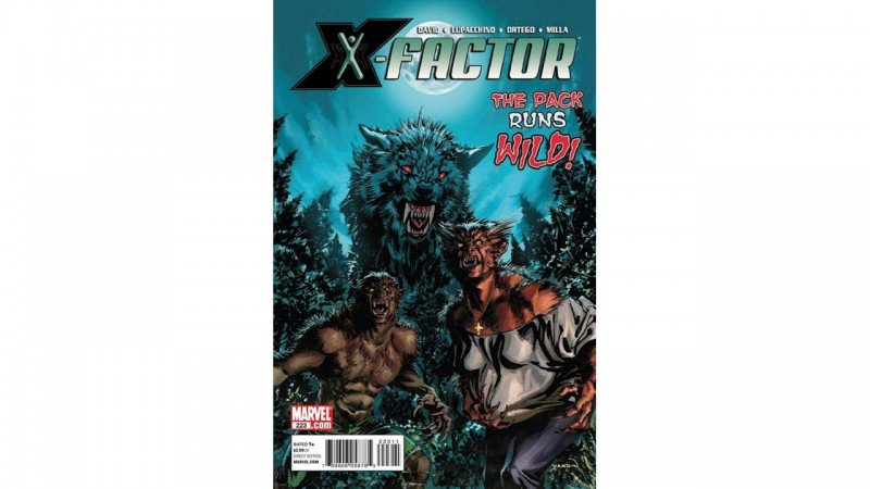 X-Factor #223 Review 2