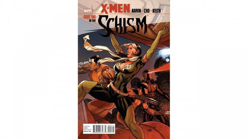 X-Men: Schism #2 Review