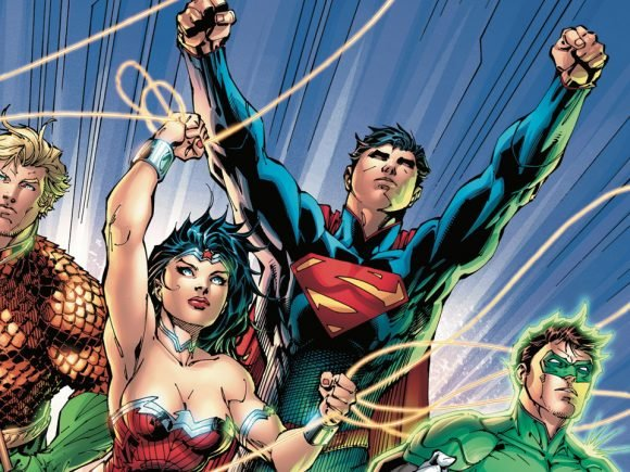 Justice League #1 Review 2
