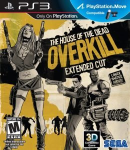 House of the Dead: Overkill Extended Cut (PS3) Review