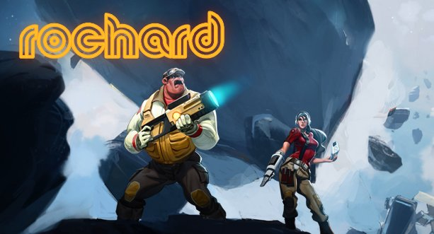 Rochard (PS3) Review 2