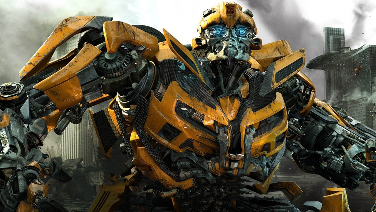 Transformers: Dark Of The Moon (2011) Review 4
