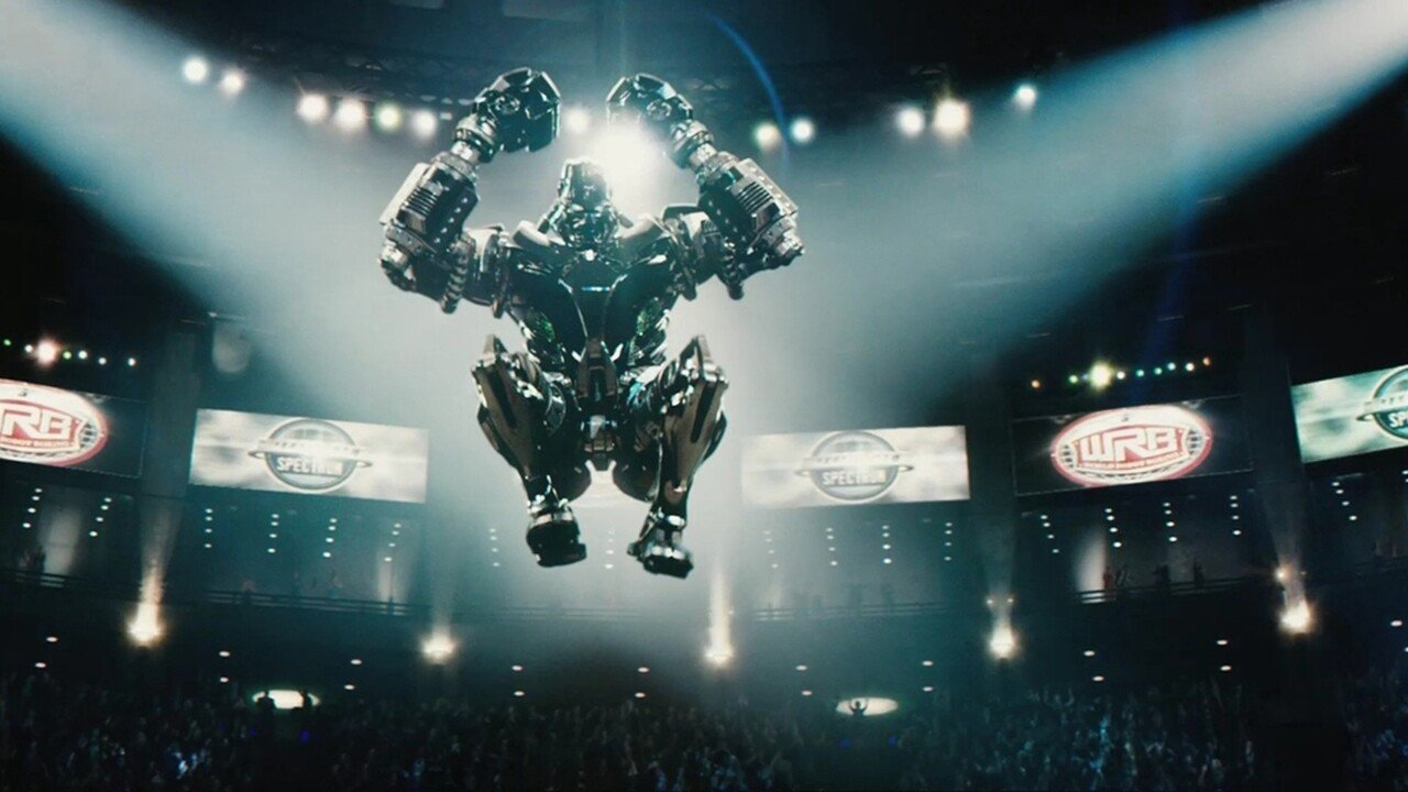 Real Steel (Movie) Review 1
