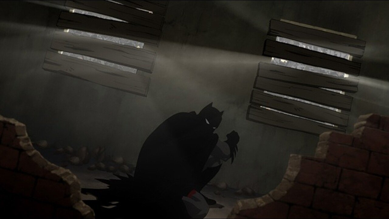 Batman: Year One Blu-ray Review 1