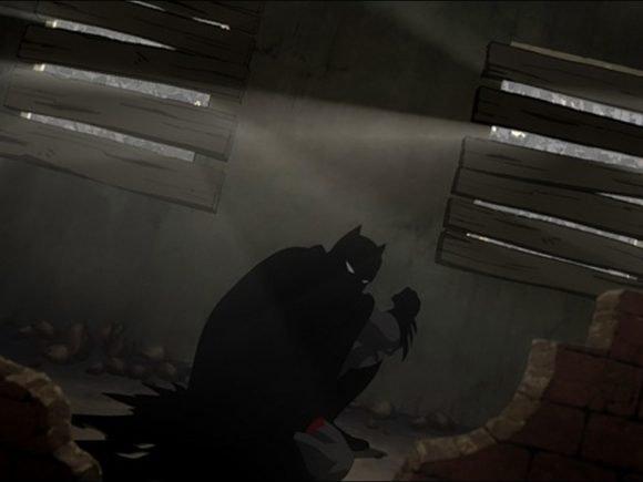 Batman: Year One Blu-ray Review 1