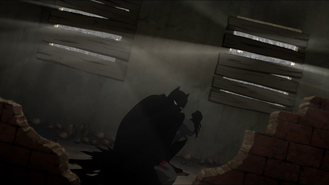 Batman: Year One (2011) Review 4