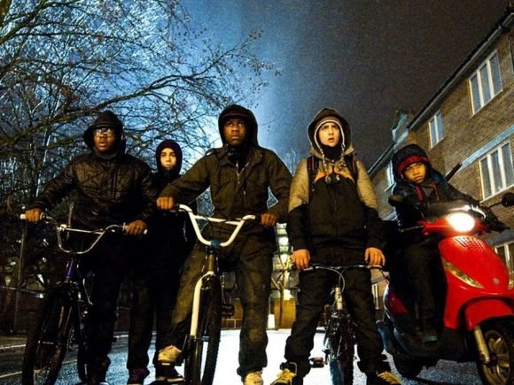Attack The Block (Movie) Review 1