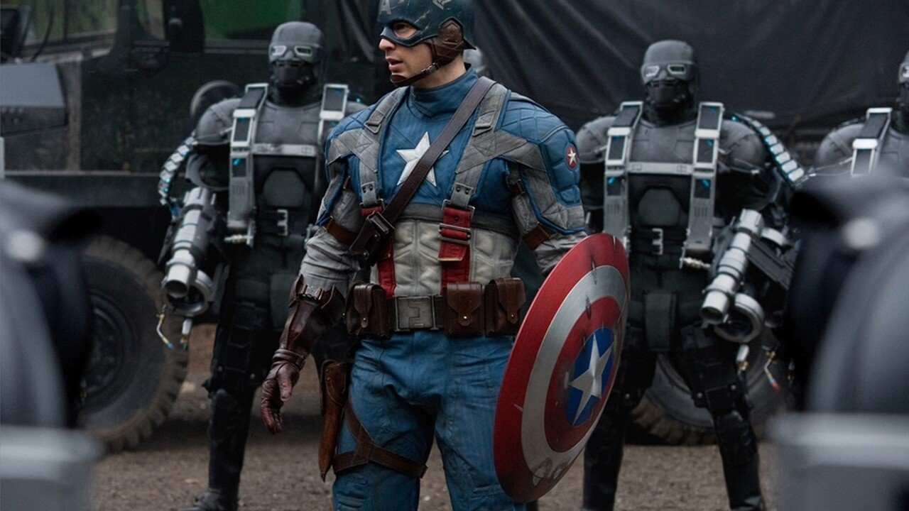 Captain America: The First Avenger (Movie) Review 1