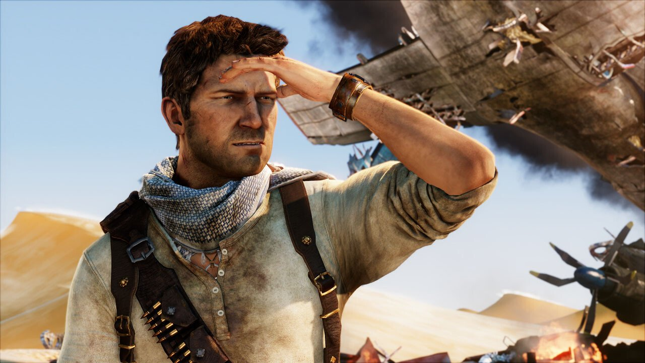 Uncharted 3: Drake's Deception (PS3) Review 1