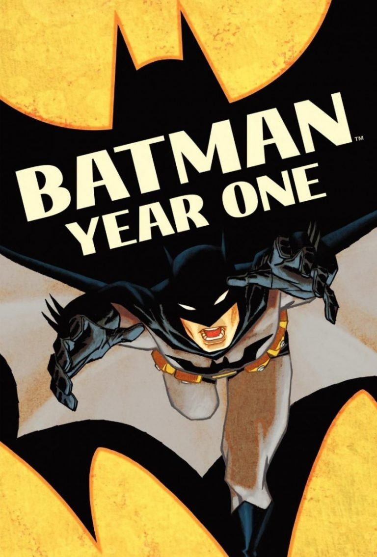 Batman: Year One Blu-ray Review