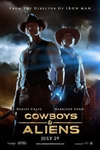 Cowboys And Aliens (Movie) Review