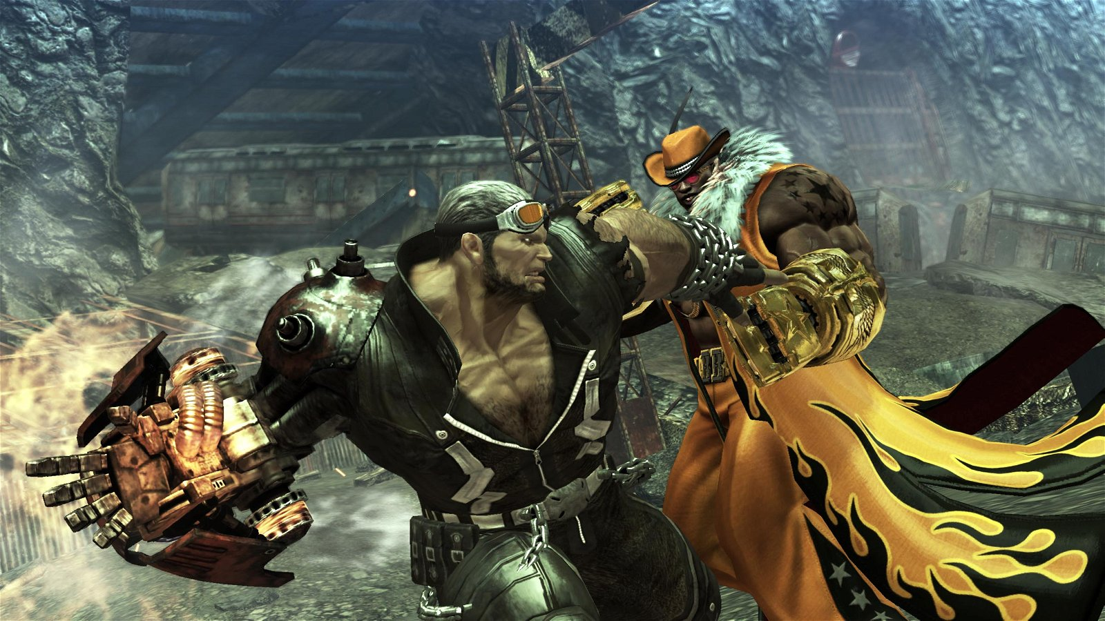 Anarchy Reigns Preview 2