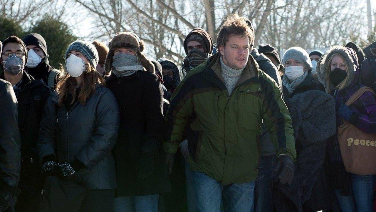 Contagion (2011) Review 4