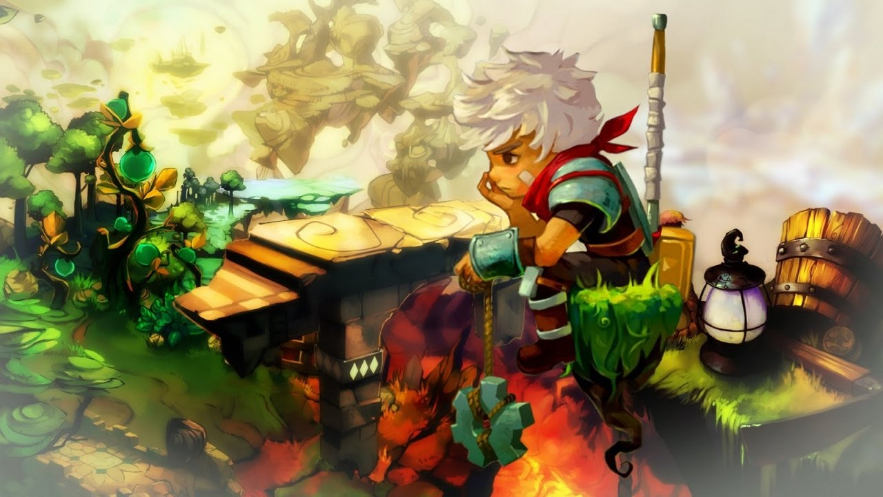 Getting Immersed in Bastion