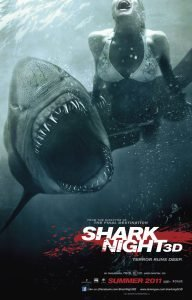 Shark Night 3D (Movie) Review
