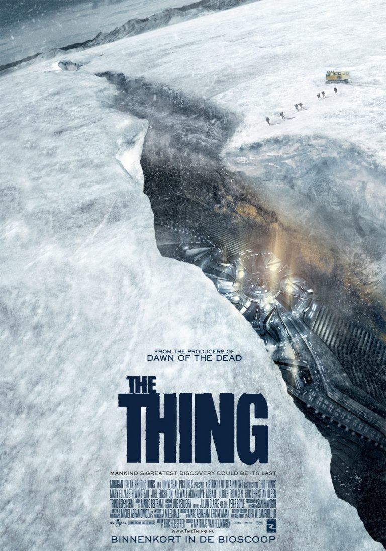 The Thing (Movie) Review