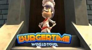 Burgertime World Tour (XBOX 360) Review