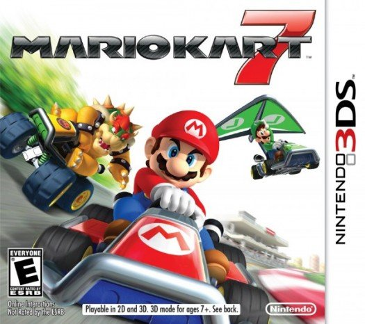 Mario Kart 7 (Wii) Review 2