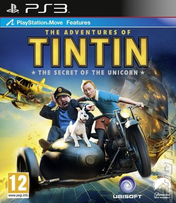 The Adventures of Tintin: The Secret of the Unicorn (PS3) Review 2