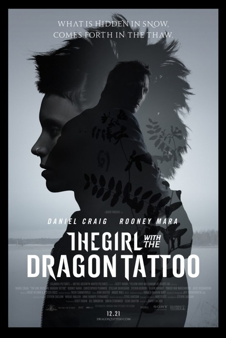 The Girl With The Dragon Tattoo (Movie) Review