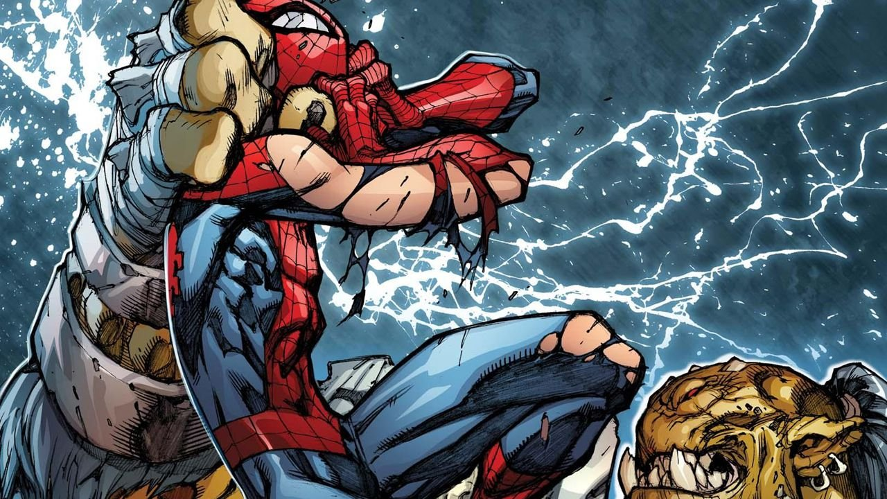 Avenging Spider-Man #3 Review 3