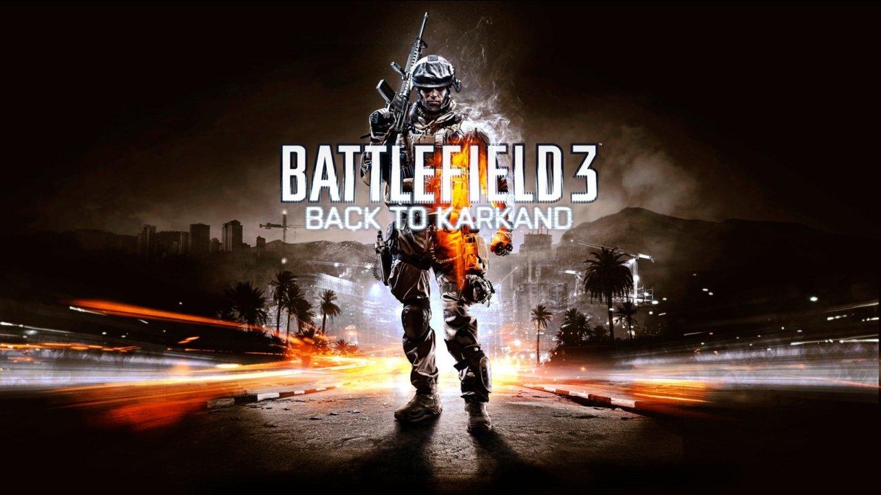 Battlefield 3: Back to Karkand