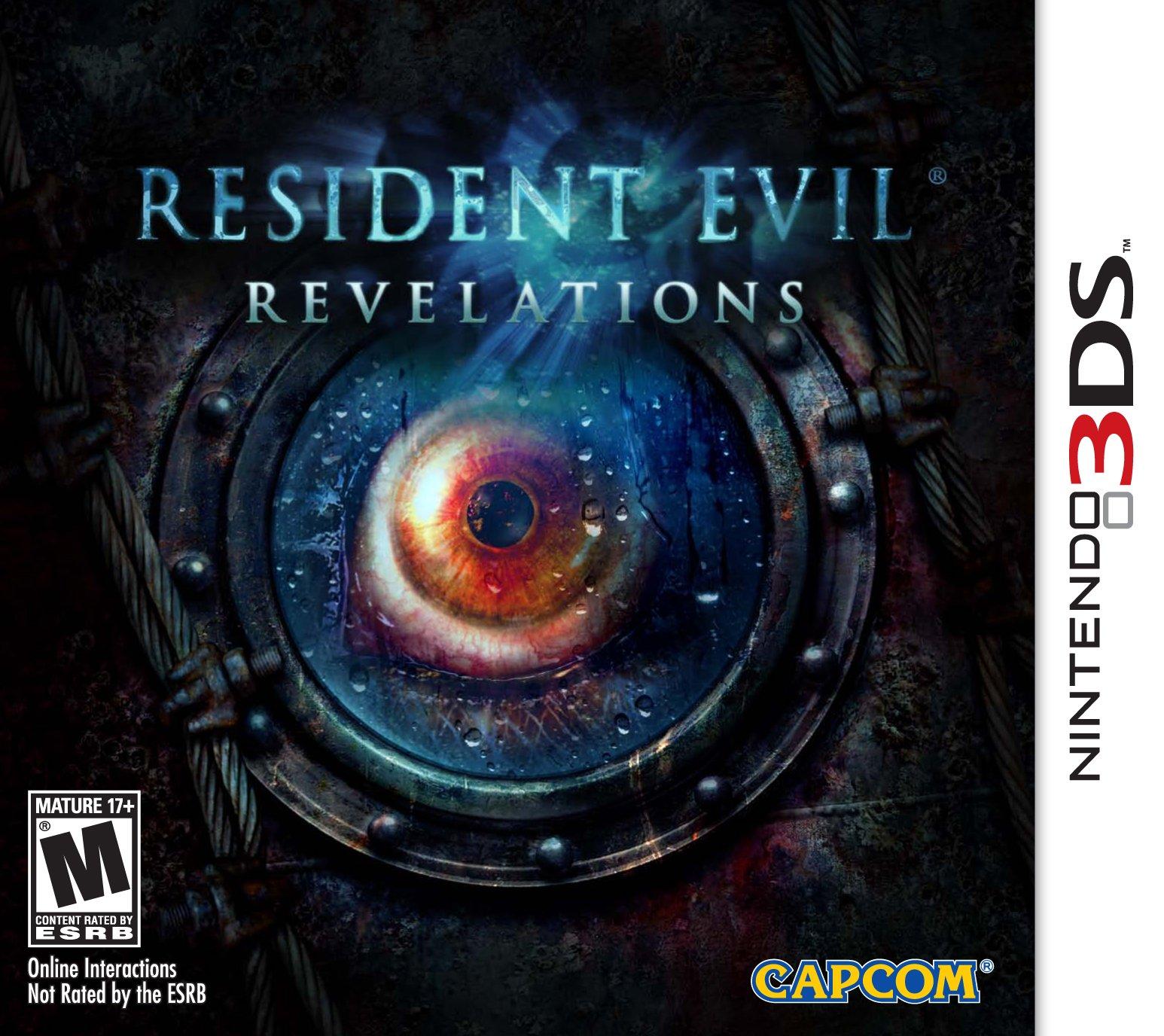 Resident Evil: Revelations (3DS) Review 4
