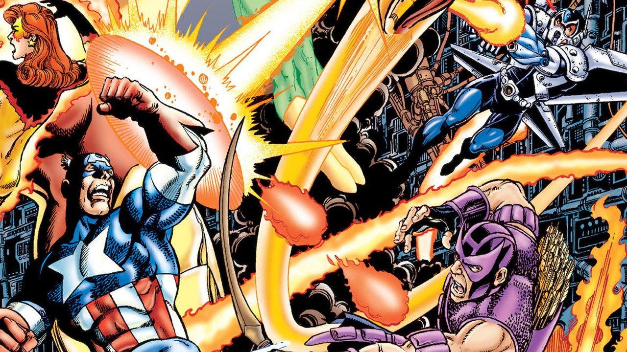 Avengers Assemble Volume #2 Review 3
