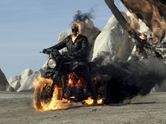 Ghost Rider: Spirit Of Vengeance (Movie) Review 1