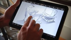 Interview: Autodesk Speaks on SketchBook Pro - 2012-03-08 19:18:22