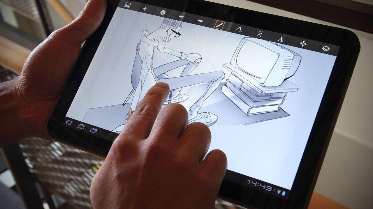 Interview: Autodesk Speaks on SketchBook Pro - 2012-03-08 19:18:22