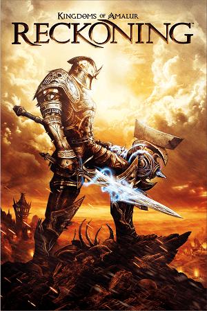 Kingdoms of Amalur: Reckoning (PS3) Review
