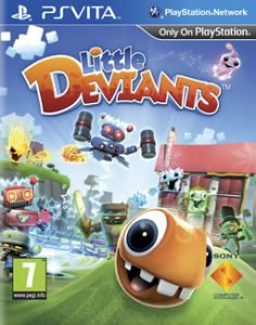 Little Deviants (PS Vita) Review