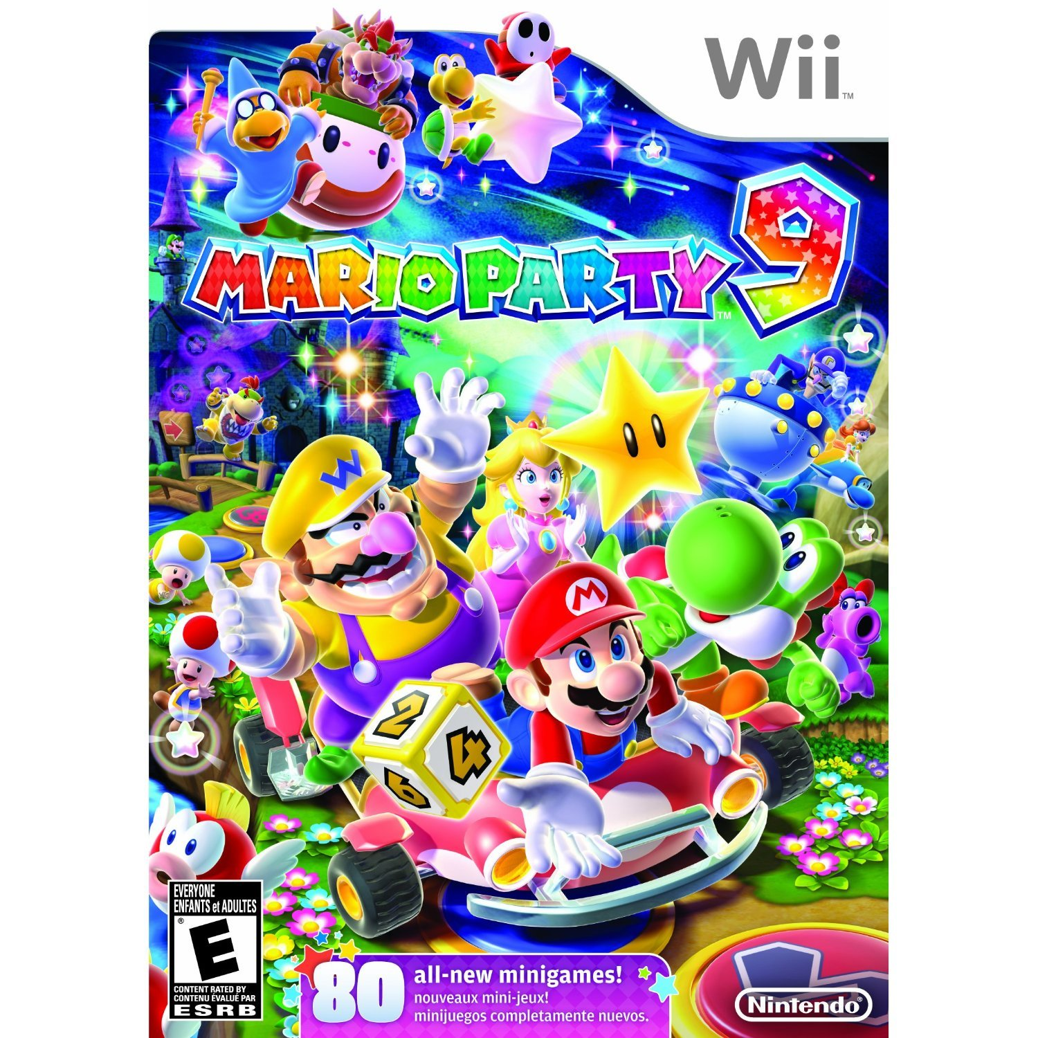 Mario Party 9 (Wii) Review 2