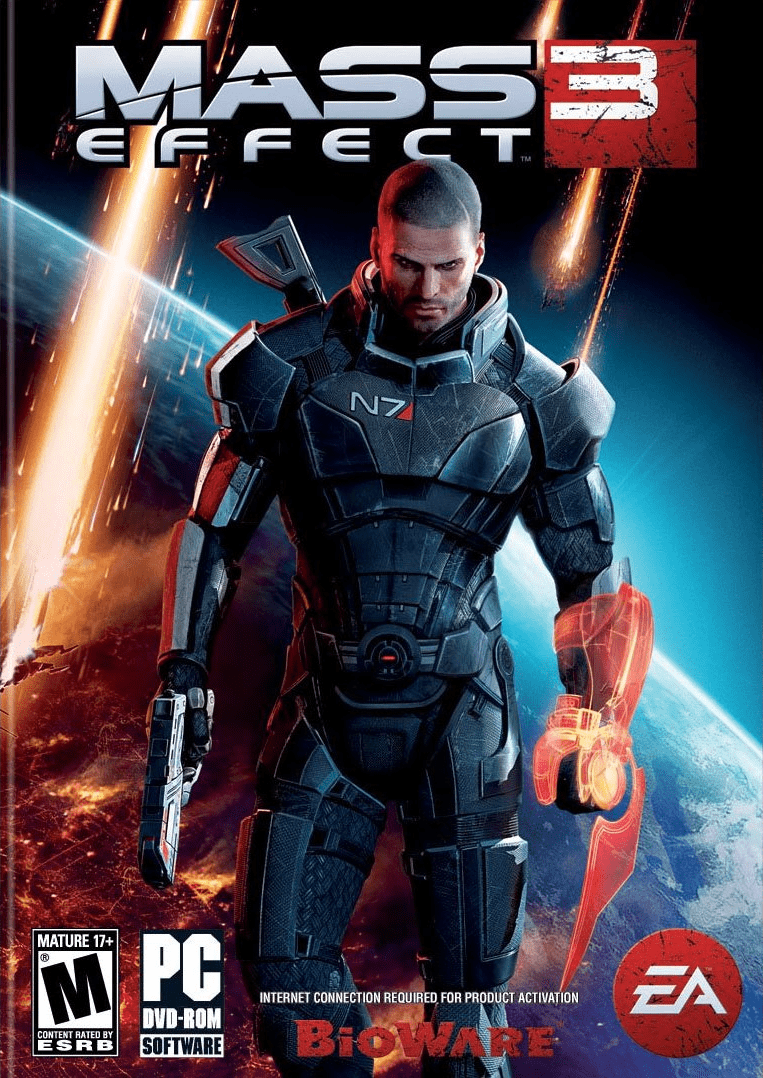 Mass Effect 3 (PS3) Review 2