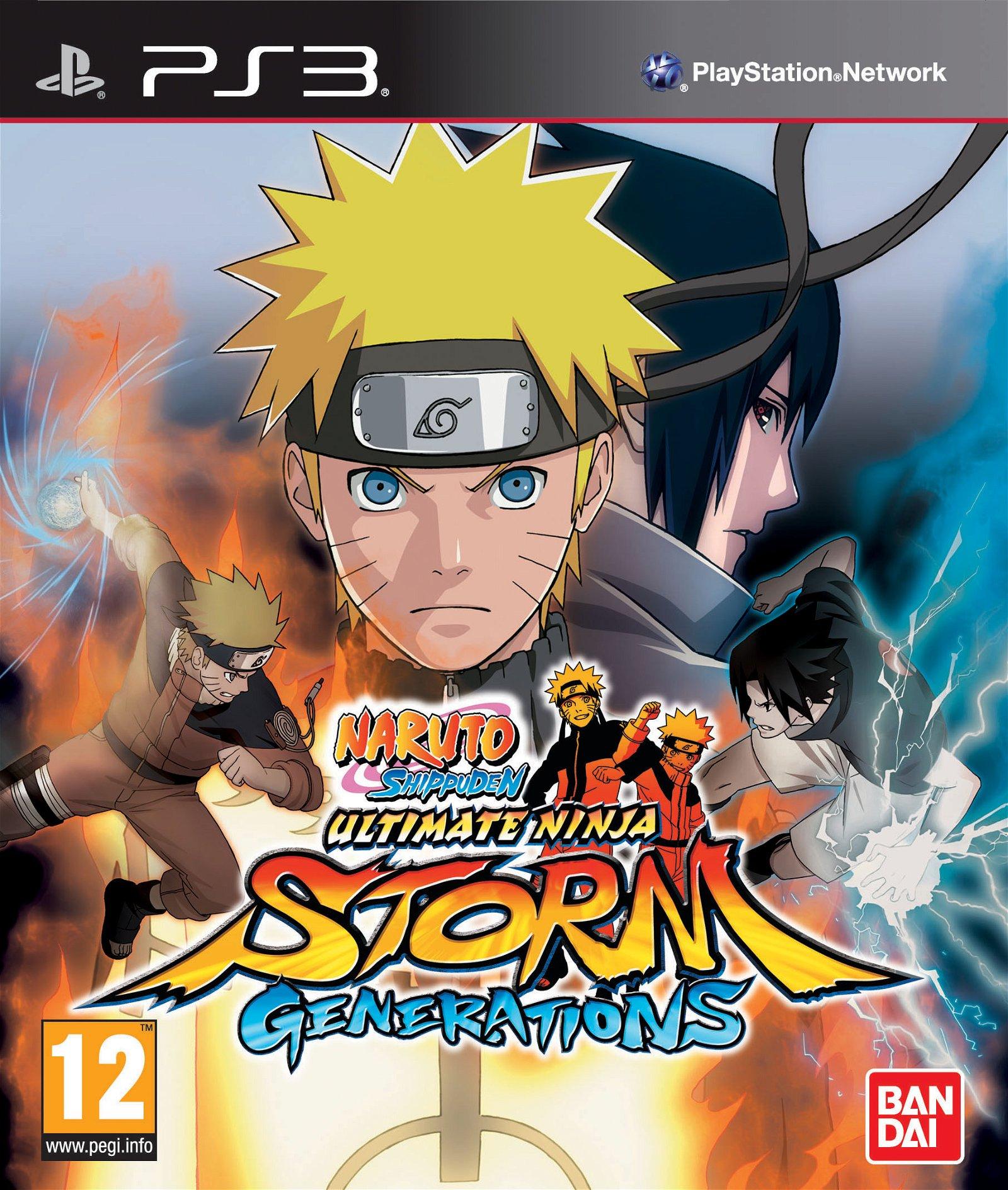 Naruto Shippūden: Ultimate Ninja Storm Generations (XBOX 360) Review 2