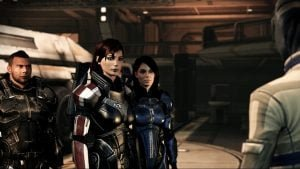 Does Mass Effect Belong to BioWare or the Fans? - 2012-03-13 16:02:13