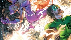 Green Lantern: New Guardians #6 Review