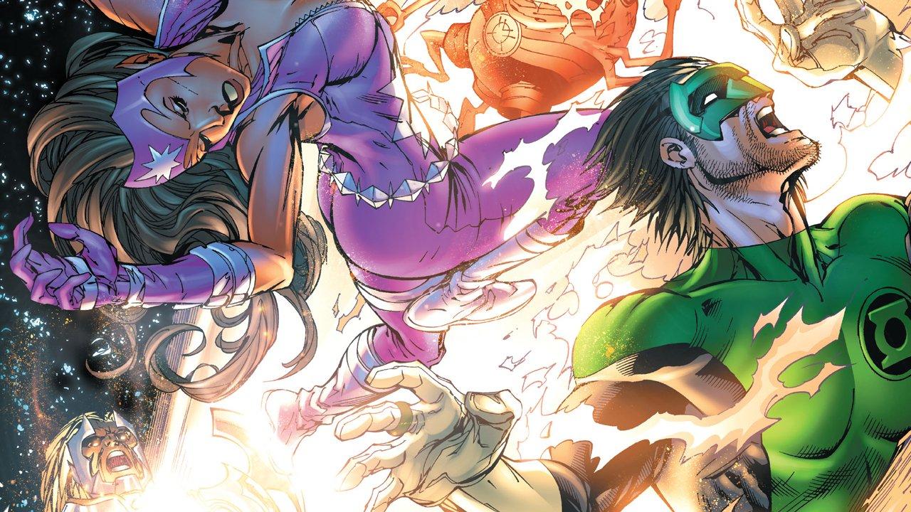 Green Lantern: New Guardians #6 Review 3