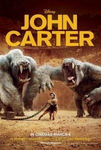 John Carter (Movie) Review