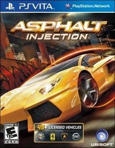 Asphalt Injection (PS Vita) Review