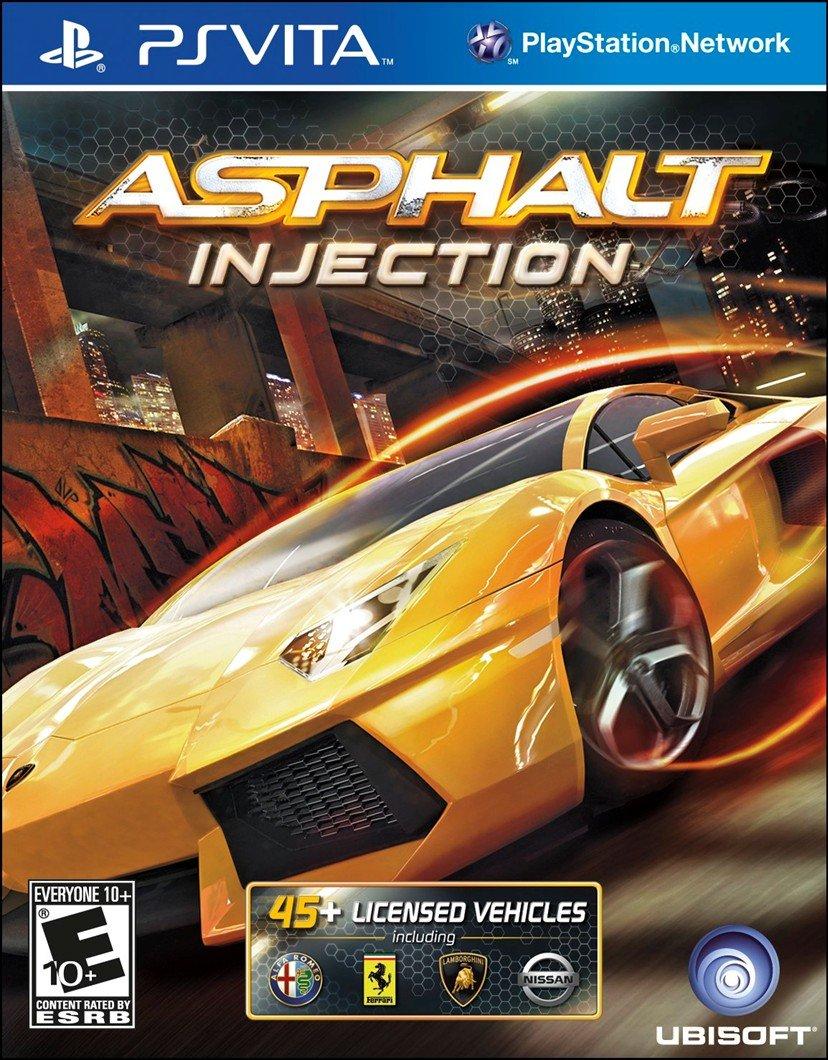 Asphalt Injection (PS Vita) Review 2