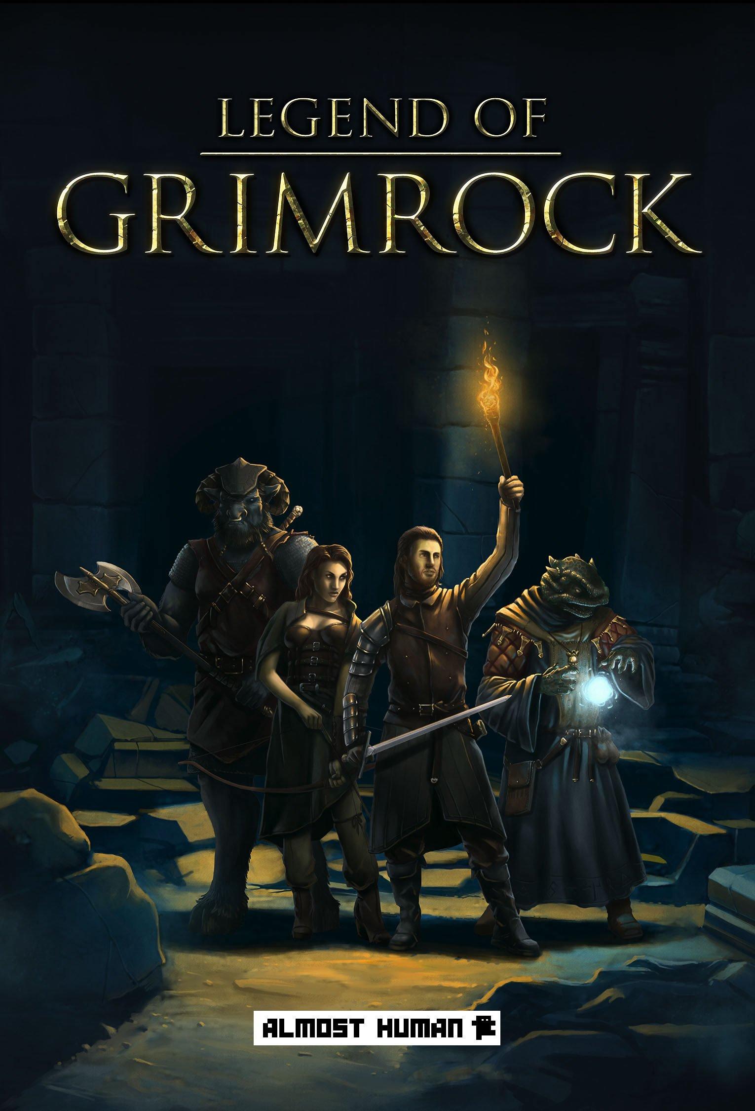 Legend of Grimrock (PC) Review